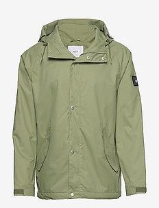 Region Jacket - vêtements de pluie - olive