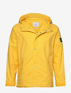Region Jacket - regenkleding - yellow