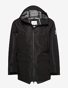 3L Shelter Jacket - kevyet takit - black