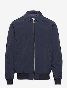 Mark Jacket - bomber-takit - dark blue