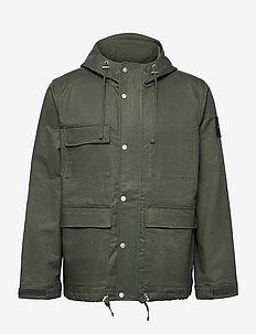 Scout Jacket - parka's - green