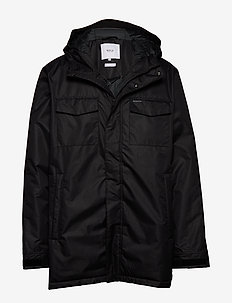 Atlas Jacket - BLACK