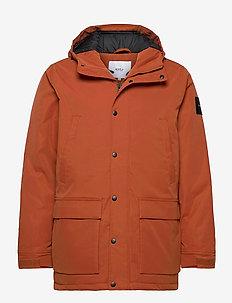 Grit Jacket - parkatakit - copper