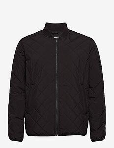 Metropol Jacket - gesteppt - black