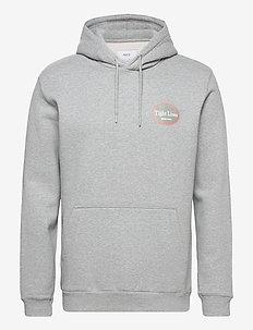 Rapid hooded sweatshirt - hupparit - grey