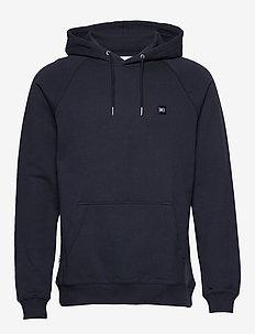 BoltonHooded Sweatshirt - basic sweatshirts - dark blue