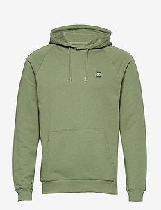 BoltonHooded Sweatshirt - sweats basiques - olive