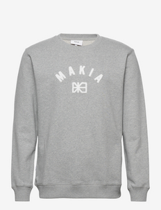 Brand Sweatshirt - GREY