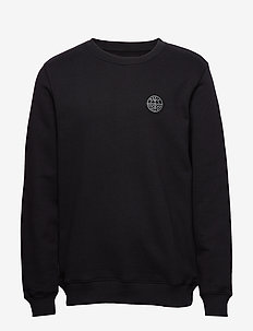 Tag Sweatshirt - BLACK