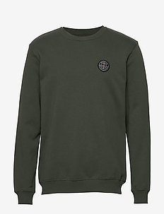 Tag Sweatshirt - DARK GREEN