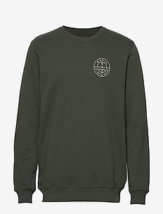 Range Sweatshirt - DARK GREEN