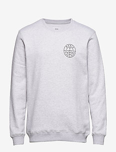 Range Sweatshirt - LIGHT GREY