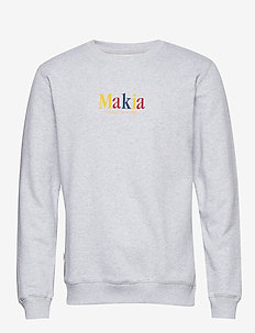 Strait Sweatshirt - sweatshirts - light grey