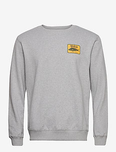 Abbore Sweatshirt - basic sweatshirts - light grey