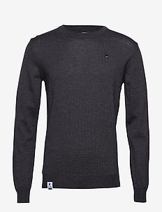 PAPPA KNIT - DARK GREY