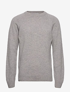 Nordic Knit - LIGHT GREY