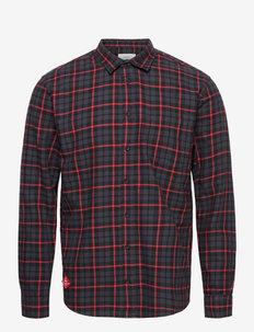 Lauri Shirt - casual-paidat - dark grey