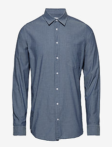 LUOTO SHIRT - BLUE