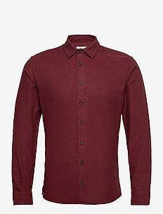 Svart Shirt - geruite overhemden - port