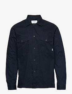 Convoy Overshirt - DARK NAVY