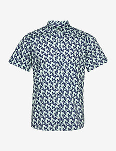 Arbor SS Shirt - kortærmede skjorter - mint