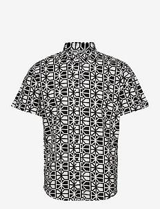 Cliff SS Shirt - chemises à manches courtes - black