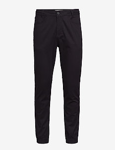 Compass Pants - BLACK