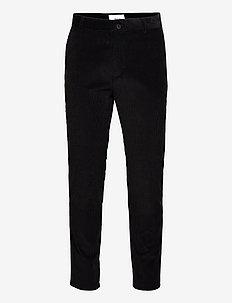 Corduroy Pants - chinos - black