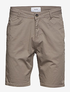 NAUTICAL SHORTS - DARK KHAKI