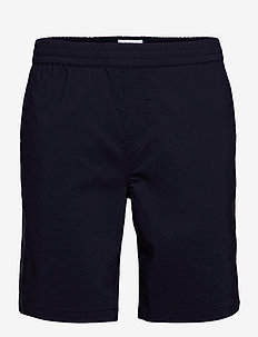 Nestor Shorts - casual shorts - dark navy