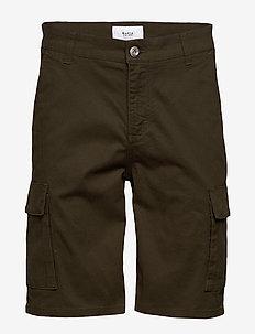 Monte Shorts - krótkie spodenki - army green