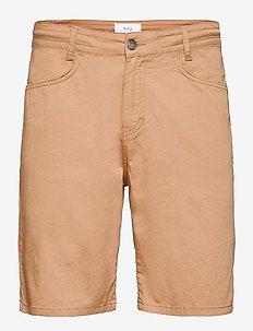 Border Shorts - short décontracté - camel