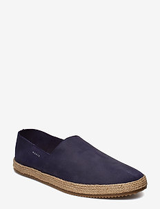 PATIO SLIP-ON - NAVY