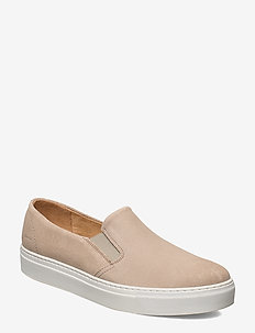 BOARDWALK - baskets slip-ons - clay