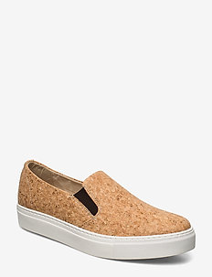 BOARDWALK - chaussures slip-ons - cork