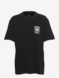Ögon T-shirt - t-shirts - black