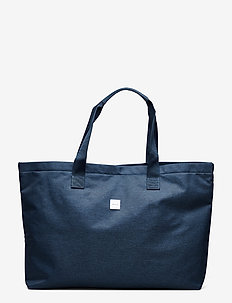 Day Tote - casual shoppers - navy