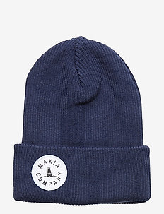 Trade Beanie - DARK BLUE