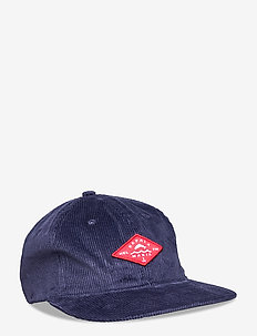 Bait cap - flat caps - dark blue