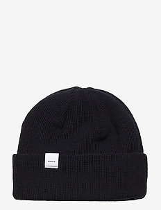 Merino Thin Cap - DARK NAVY