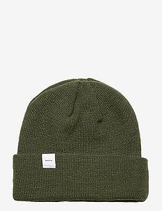 Merino Thin Cap - MOSS