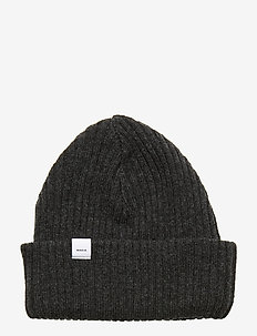 Deal Beanie - bonnets - dark grey