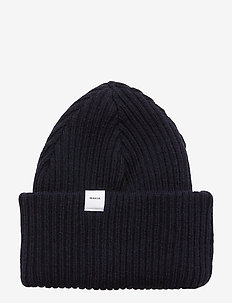 Deal Beanie - bonnets - dark navy
