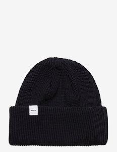 Merino Cap - czapka - dark navy