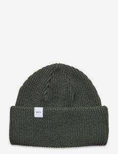 Merino Cap - bonnets & casquettes - moss