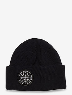 Scope Beanie - kapelusze - dark navy