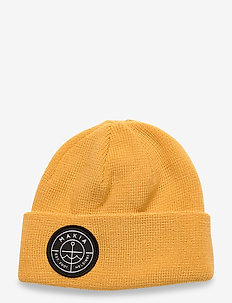 Scope Beanie - hats - ochre