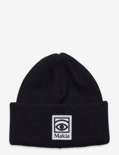 Ögon Beanie - pipot - black
