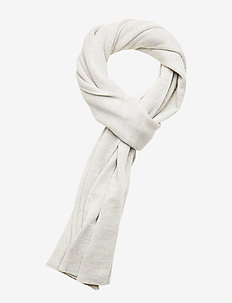 ASKET SCARF - LIGHT GREY