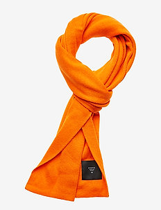 ASKET SCARF - ORANGE